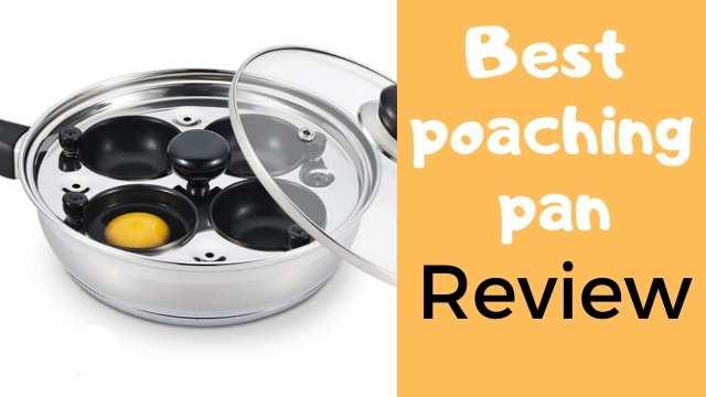 Best Non Stick egg poaching pan