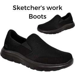 3 slip resistant shoes