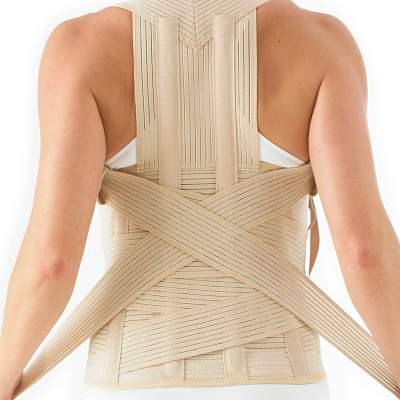 posture corrector brace for rounded shoulders