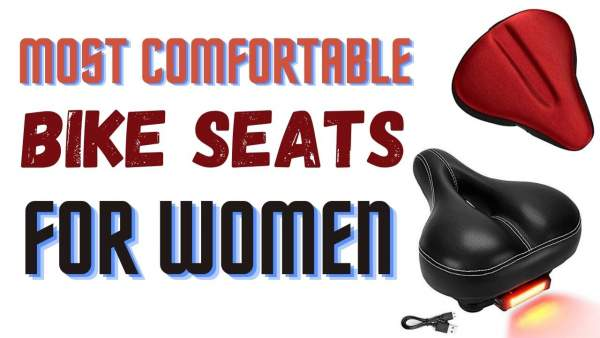 Most Comfortable Bike Seat for Women