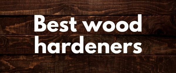 Minwax wood hardener vs pc petrifier